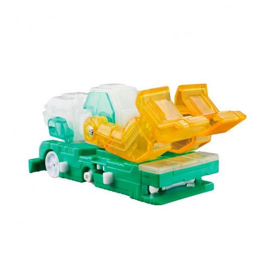Машинка-трансформер Screechers Wild! S2 L1 - Фроузэн Сноу