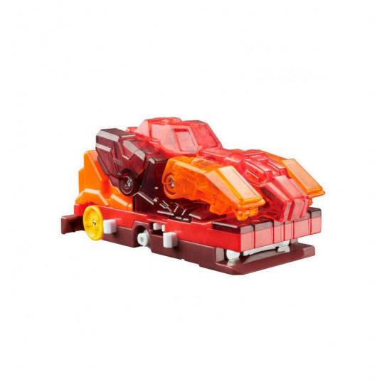 Машинка-трансформер SCREECHERS WILD! S2 L1 - ЛАВА