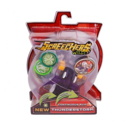 Машинка-трансформер Screechers Wild! S2 L1 - Тандерсторм