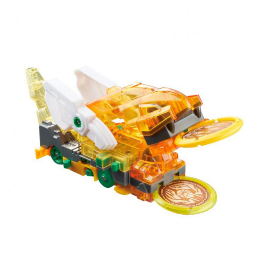 Машинка-трансформер Screechers Wild! S2 L2 - Табу