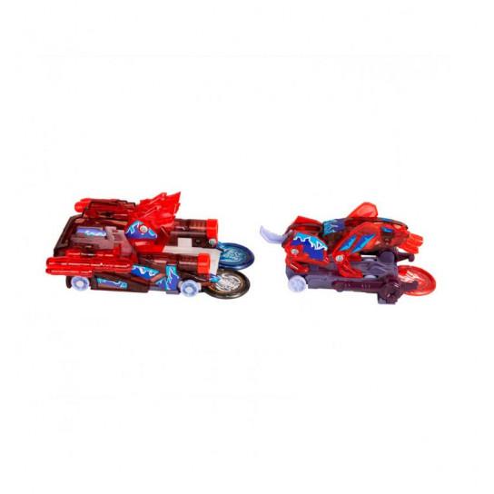 Машинка-трансформер SCREECHERS WILD! S2 L2 - ЦЕРБЕР