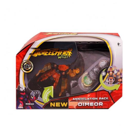 Машинка-трансформер SCREECHERS WILD! S2 L3 - ДИМИО