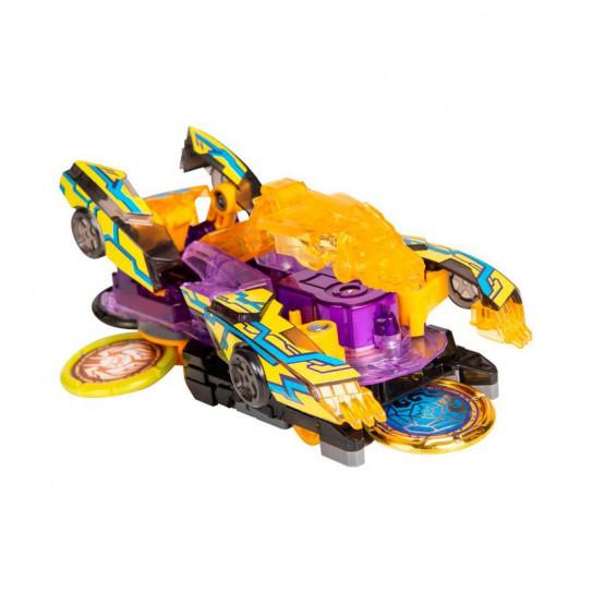Машинка-трансформер SCREECHERS WILD! S2 L3 - ХАНТЕР