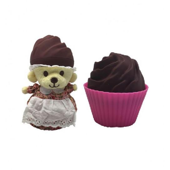 Мягкая Игрушка-Капкейк - Милые Медвежата (12 Видов)