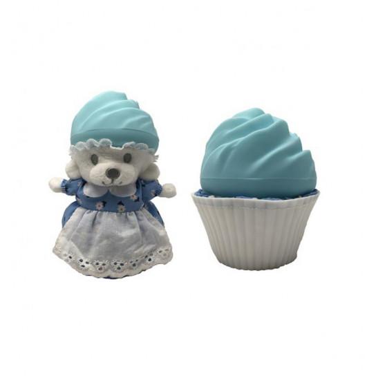 Мягкая Игрушка-Капкейк - Милые Медвежата (96 Видов В Ассорт.,В Напольном Дисплее)