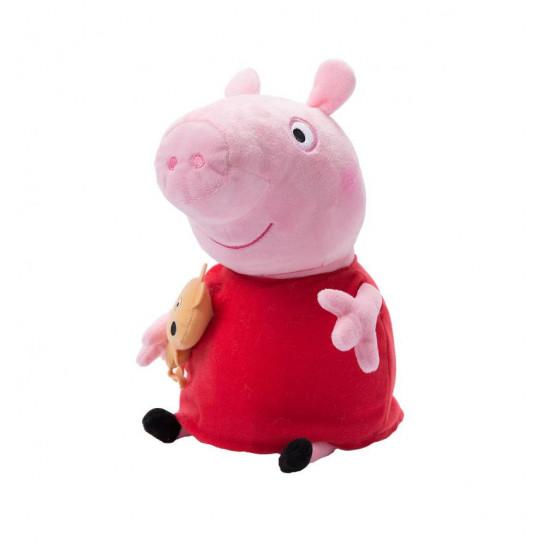 Мягкая Игрушка - Пеппа С Игрушкой
