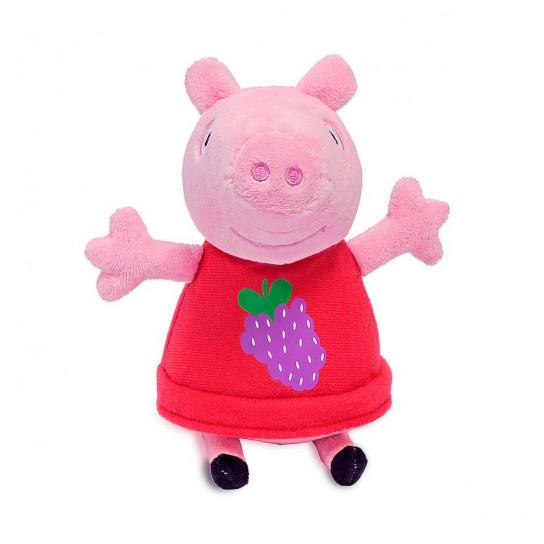 Мягкая Игрушка - Пеппа С Вышитым Виноградом
