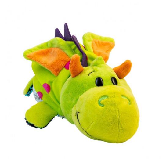 Мягкая Игрушка С Пайетками 2 В 1 - ZooPrяtki - Единорог-Дракон (30 Cm)