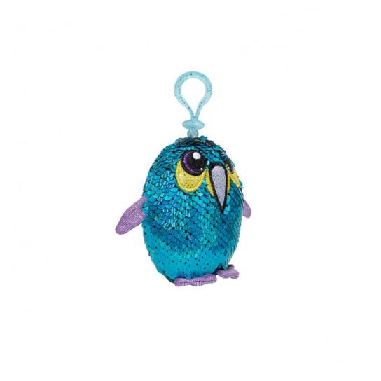 Мягкая Игрушка С Пайетками Shimmeez S2 – Бодрый Пингвин