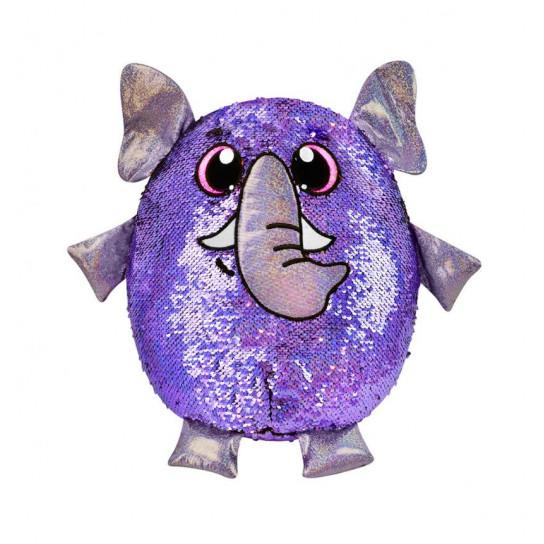 Мягкая Игрушка С Пайетками Shimmeez S2 - Сильный Слон