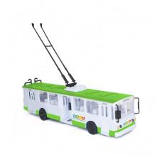 Модель - Тролейбус Big Київ