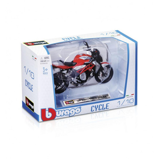 Моделі - Мотоциклів У Диспенсері (1:18)