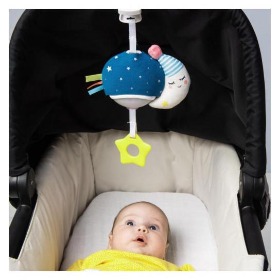 Музыкальная игрушка-подвеска - Сонный месяц