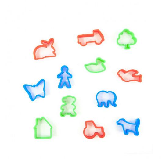 Набор Для Лепки - Праздничный (8 Цветов)