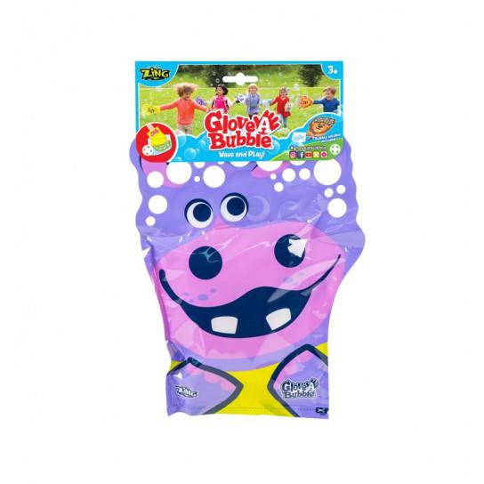 Набор Для Пускания Мыльных Пузырей Glove-A-Bubble – Волшебная Перчатка