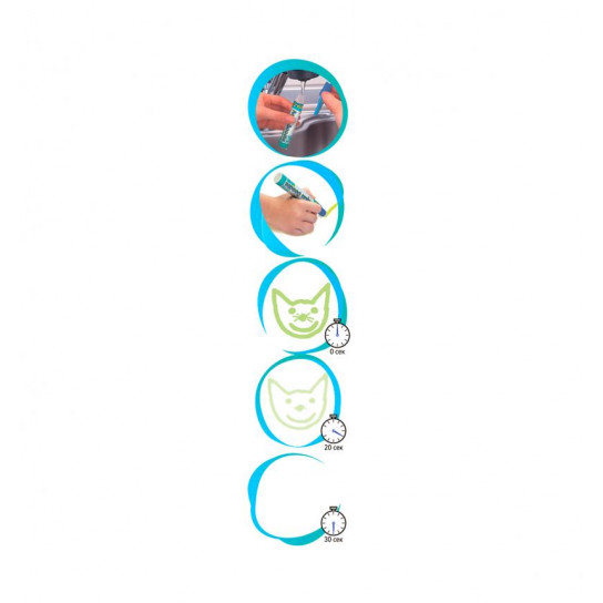 Набор Для Рисования Водой Aqua Doodle - Волшебные Рисунки