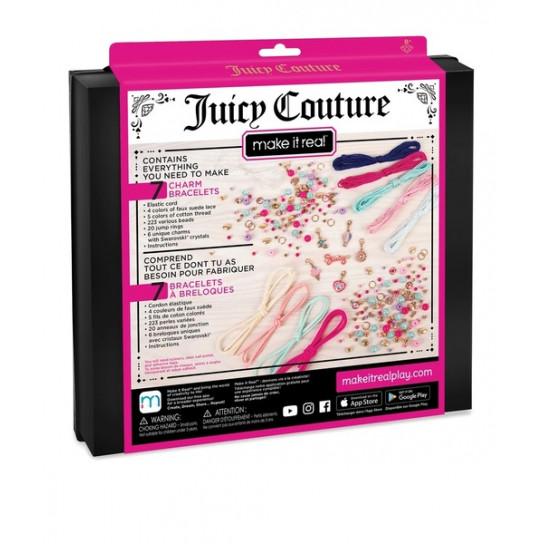 Juicy Couture: Набор для создания браслетов с кристаллами Swarovski «Солнечное сияние»
