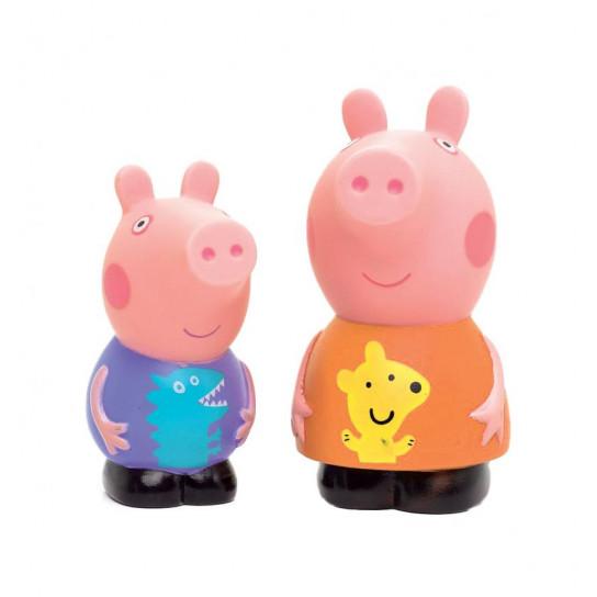 Набір Іграшок-Бризкунчиків Peppa - Пеппа Та Джордж