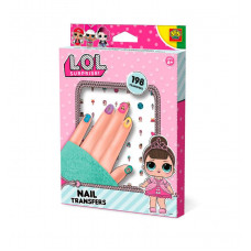 Набор наклеек для ногтей серии L.O.L SURPRISE! - Модный лук