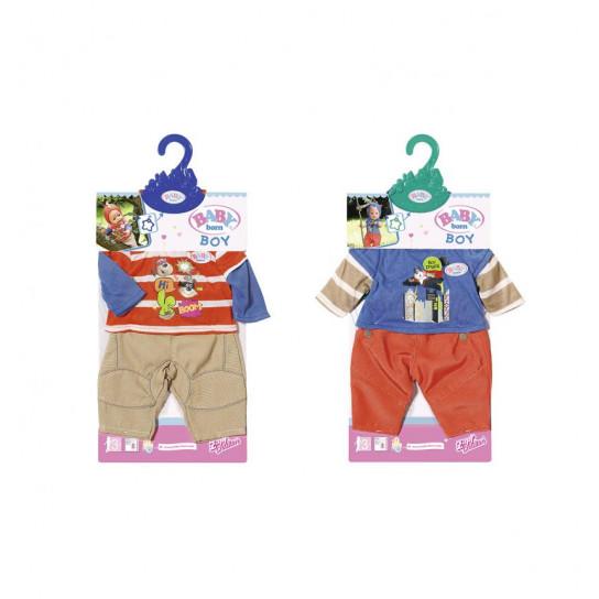 Набор Одежды Для Куклы Baby Born - Активный Малыш
