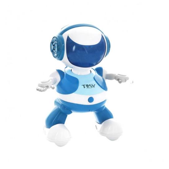 Набір З Інтерактивним Роботом DiscoRobo - Лукас Діджей (Озвуч. Укр.Мовою)