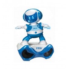 Набор С Интерактивным Роботом DiscoRobo – Лукас Диджей (Украинский)