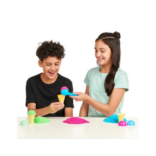 Набор С Воздушной Пеной Для Детского Творчества Foam Alive - Геометрия