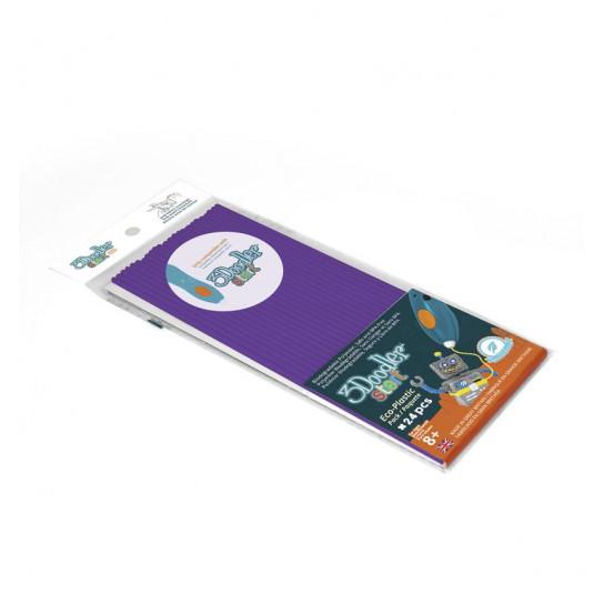 Набор Стержней Для 3D-Ручки 3Doodler Start (Фиолетовый)