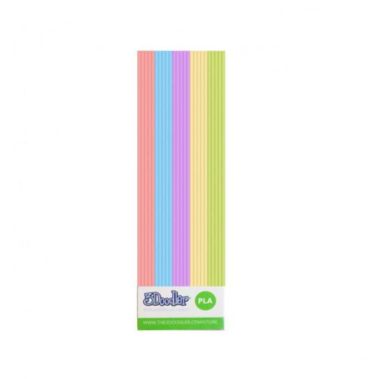 Набор Стержней Для Проф. 3D-Ручки 3Doodler Create - Пастель