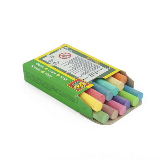 Набор Цветных Мелков - Малыш (12 Цветов)