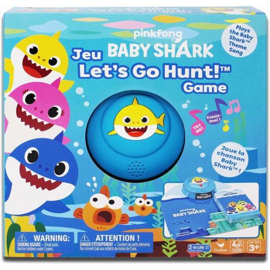 Настільна гра «Baby Shark» з фішками