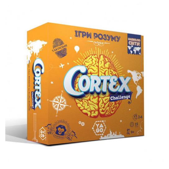Настольная Игра - Cortex Challenge Вокруг Света