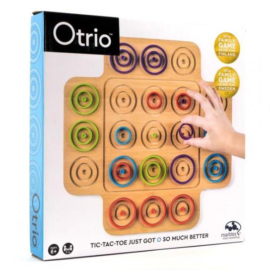 Настольная игра-головоломка Otrio делюкс