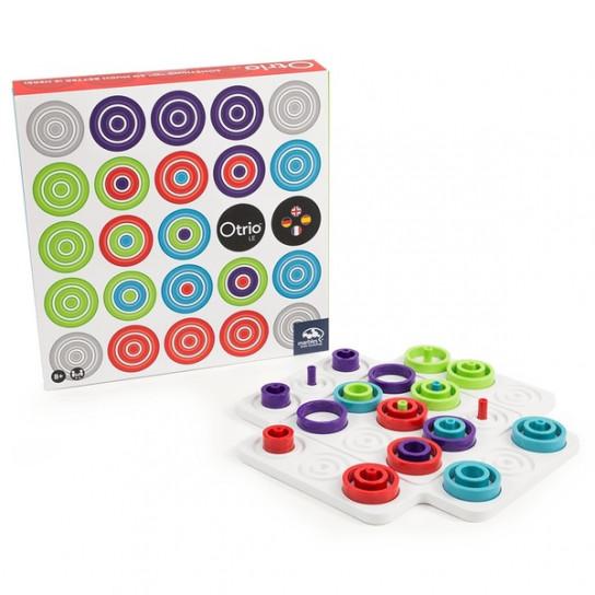 Настольная игра-головоломка Otrio