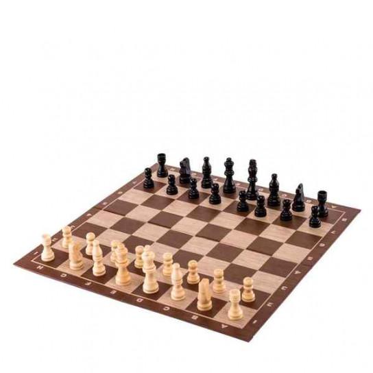 Настольная игра Шахматы (деревянные фигуры)