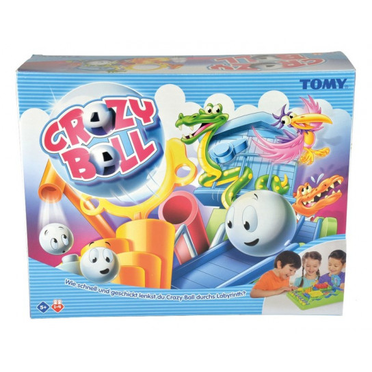 Настольная игра «Веселый шарик»