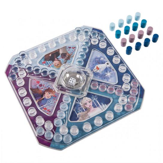 Настольная игра с кнопкой «Холодное сердце 2»