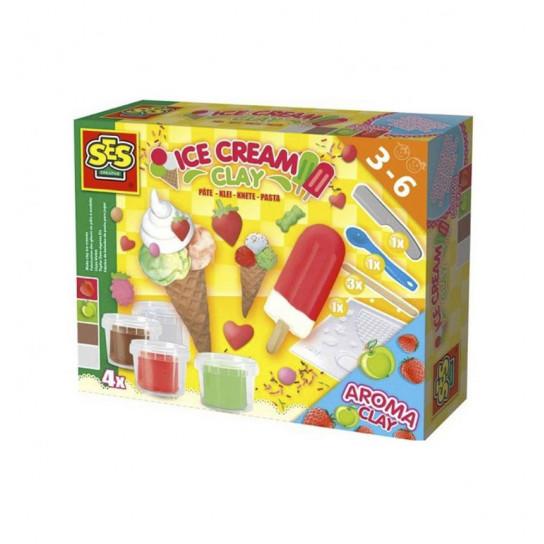 Незасыхающая Масса Для Лепки - Мороженое