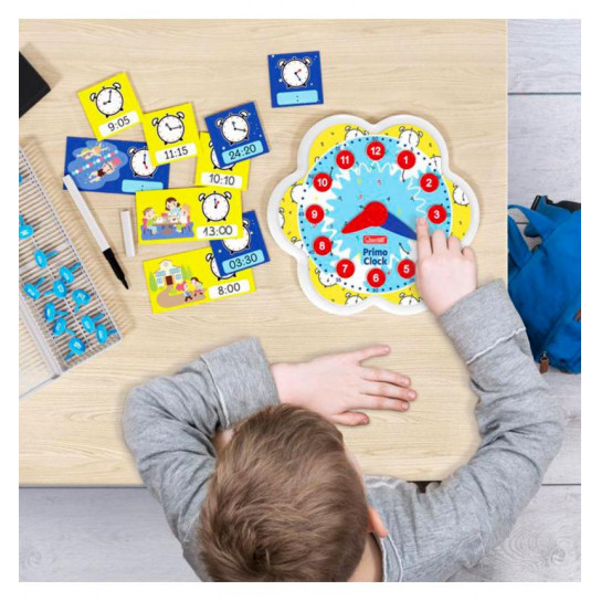 """Обучающий игровой набор серии """"Paly Montessori"""" - Первые часы"""