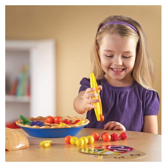 Обучающий Игровой Набор-Сортер Learning Resources - Ягодный Пирог