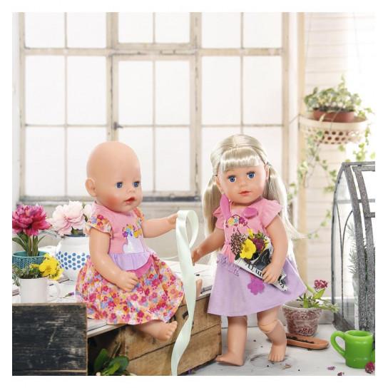 Одежда Для Куклы Baby Born - Праздничное Платье 2 в ассортименте