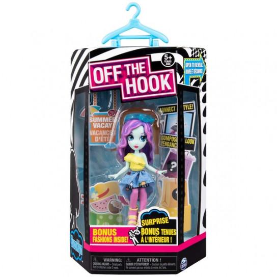 Off the Hook: стильная кукла Бруклин (серия Летний отпуск)
