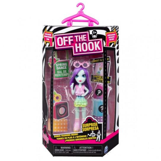 Off the Hook: стильная кукла Бруклин (серия Весенее диско)