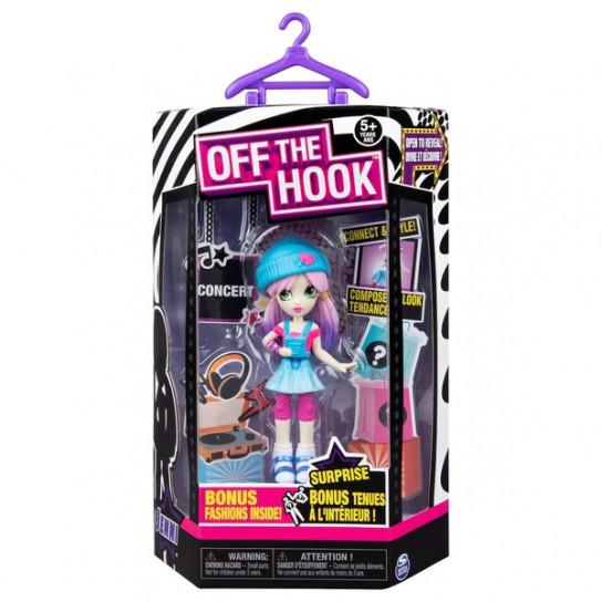 Off the Hook: стильная кукла Дженни (серия Коктейльная вечеринка)