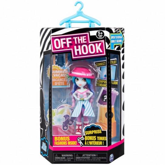 Off the Hook: стильная кукла Мила (серия Летний отпуск)