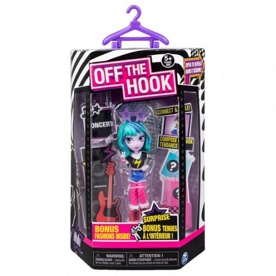 Off the Hook: стильная кукла Ная (серия Коктейльная вечеринка)