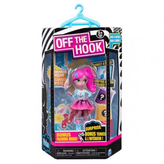 Off the Hook: стильная кукла Вивьен (серия Летний отпуск)