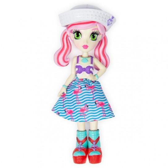Off the Hook:стильная кукла Дженни (серия Летний отпуск)