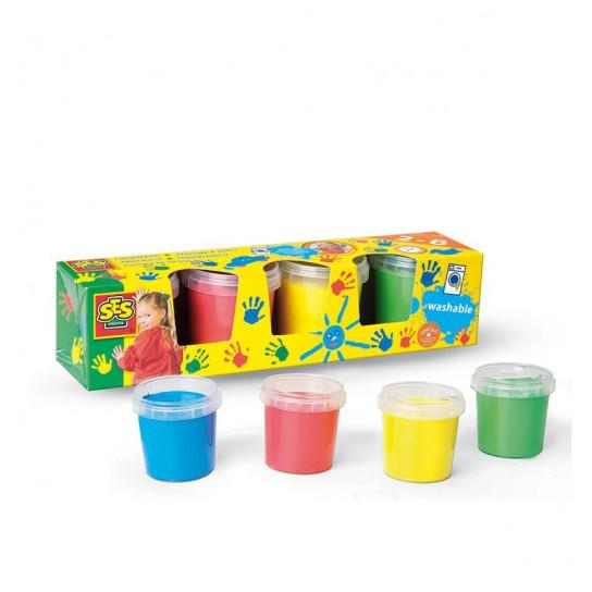 Пальчиковые Краски - Мои Первые Рисунки