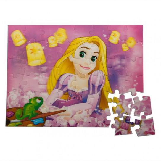 Пазл деревянный 3 в 1 «Принцессы»